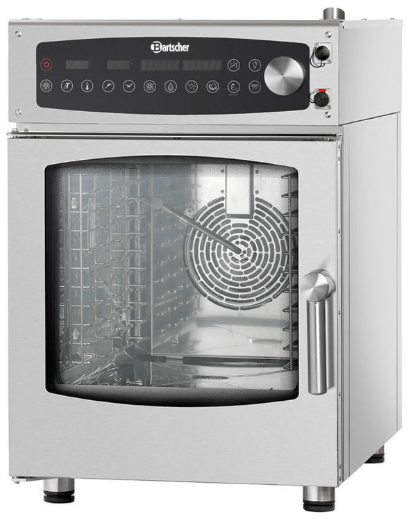 Bartscher 6 x 1/1 GN Combi Steamer