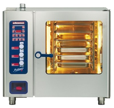 Eloma Combisteamer Multimax A 6 x 1/1 GN