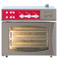 Eloma Backmaster Bake off oven EB 30 B Rood