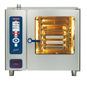 Eloma Combisteamer Genius T 6 x 1/1 GN GAS